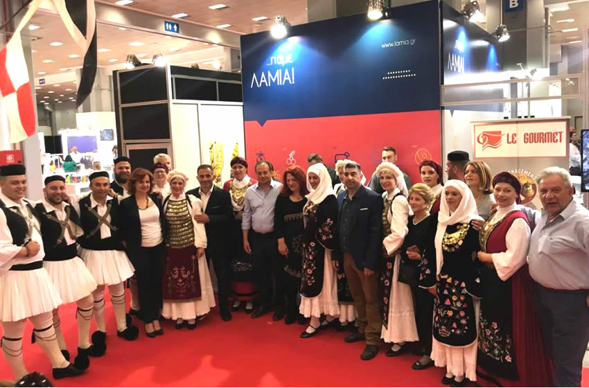 Greek Travel Show 2018 6