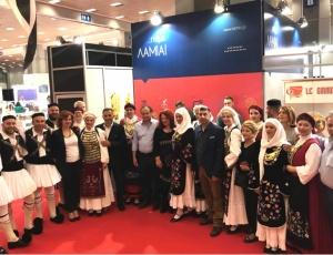 Το Λ.Ε.Λ στην 2η Έκθεση Ταξιδιών και Διακοπών Greek Travel Show 2018 (fotos - video)
