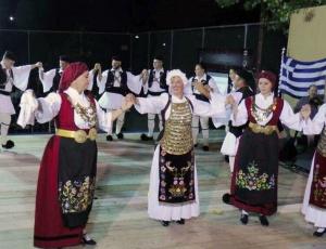 Συμμετοχή του Λυκείου Ελληνίδων Λαμίας στη γιορτή πίτας Λουτρών Ύπατης