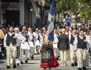 Παρέλαση 25ης Μαρτίου 2019 (photos-video)